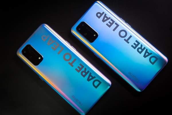 realmeX7系列C位色外观曝光,将于9月1日发布