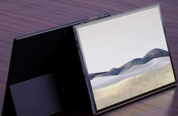 SurfacePro8最新渲染图曝光:边框缩减,屏占比提高