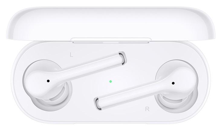新款华为freebuds4曝光,将对标苹果的AirPods Pro耳机