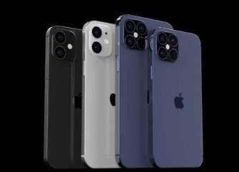 iPhone12系列推迟发布,或因120Hz屏幕驱动程序短缺