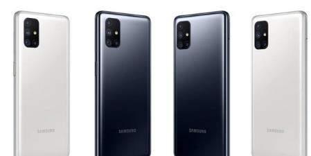 三星Galaxy M51外观配置曝光:6.67英寸+骁龙730G