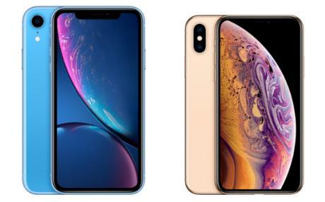 iPhoneXS和iPhoneXR哪个值得购买?参数配置对比