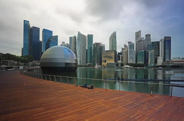 外媒:首个水上苹果零售店落户新加坡_XDA智能手机网