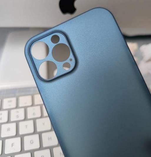iphone12系列摄像头曝光,全系列浴霸三摄!