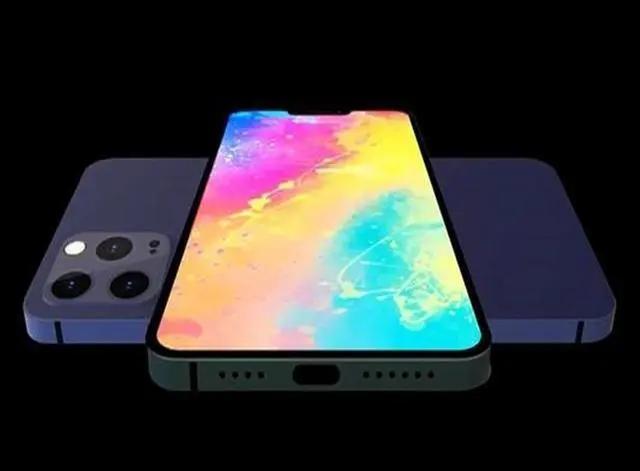 iPhone12造型遭配件厂商曝光,刘海更小边框更细