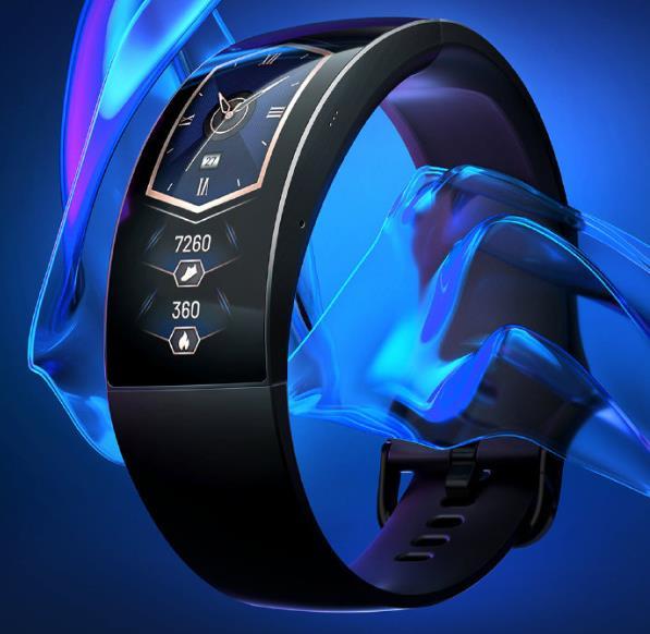 Amazfit X概念手表正式上线!小米有品众筹价格999元!