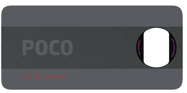小米新机POCO X3曝光,搭载120HZ高刷屏