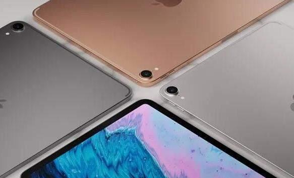 iPad Air 4渲染图曝光,采用全面屏设计