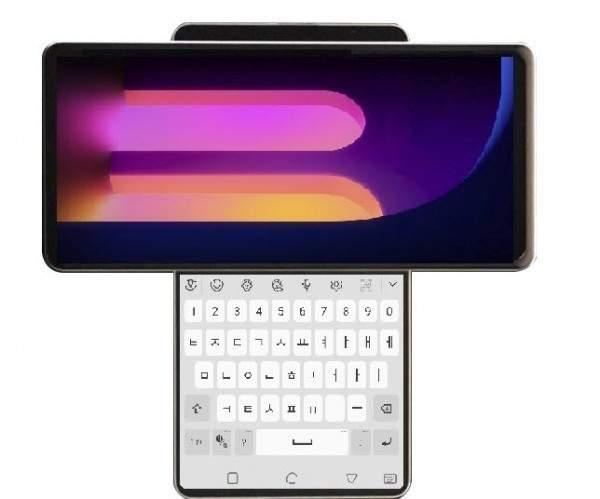 LG旋转屏手机再爆料!两层屏幕可以这样玩