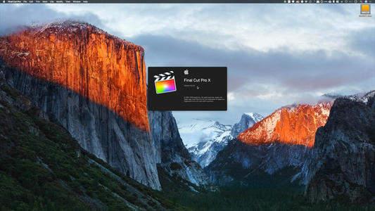 苹果更新Final Cut Pro X10.4.9版本,更加强大的代理剪辑功能