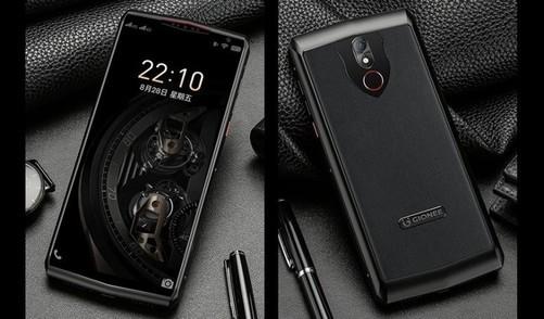 金立M30新機正式發布,10000mAh電池的真商務手機