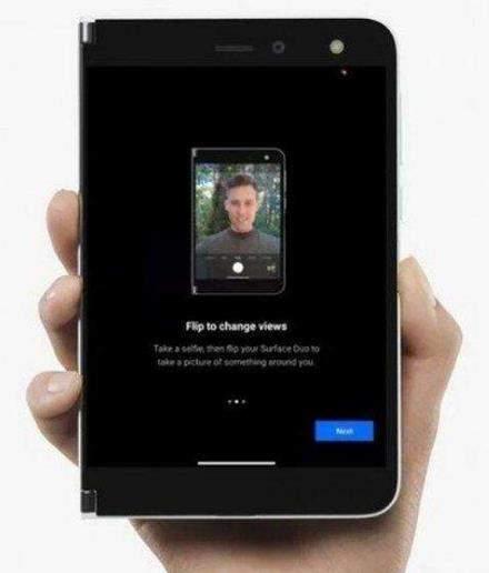Surface Duo将于8月28日亮相,可提前体验真机!