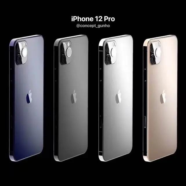 iPhone12Pro高配版或将11月27日开卖,全系标配12MP摄像头
