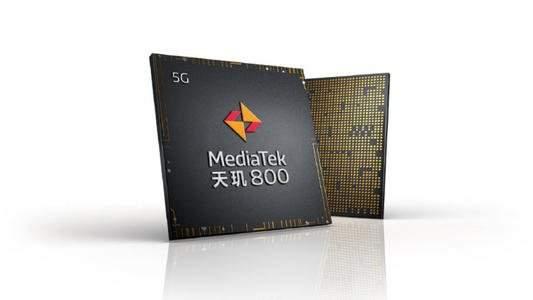 联发科天玑800U谁将首发?Realme X7率先搭载