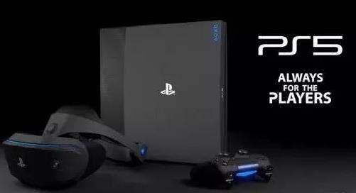 索尼PS5最新曝光:确认支持WiFi 6和蓝牙5.1