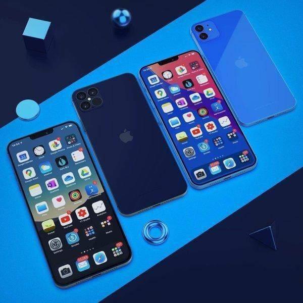 iphone12海軍藍新配色多少錢?海軍藍外觀配置價格介紹