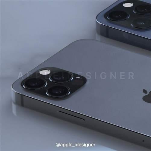 iPhone12pro外形曝光,网友:iPhone12顶配版就这?