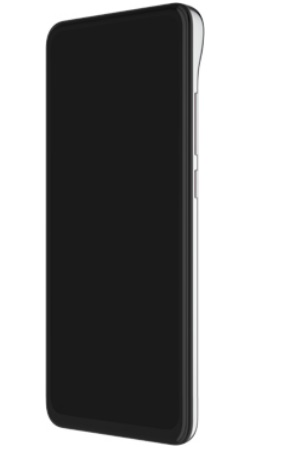 TCL屏下摄像头手机曝光,背部设计有凸起