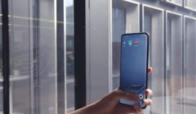 小米屏下摄像头手机曝光:真全面屏,明年量产!