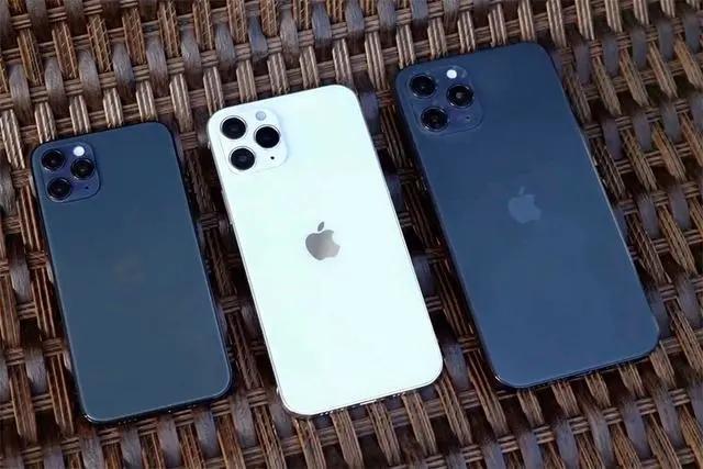 iPhone12系列测试界面曝光,5G网络石锤!