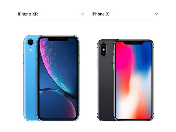 iphone xs和xr区别,苹果xs跟xr建议买哪个?