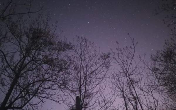 华为mate30 pro拍摄星空最佳参数,怎么拍才好看?