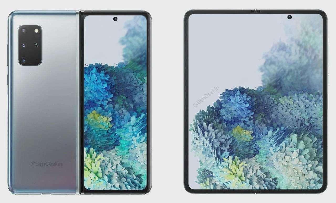 Galaxy Z Fold Lite官方頁面上線,或在近期發布