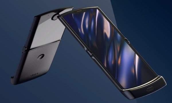 摩托罗拉Moto Razr渲染图曝光,指纹锁位置改变