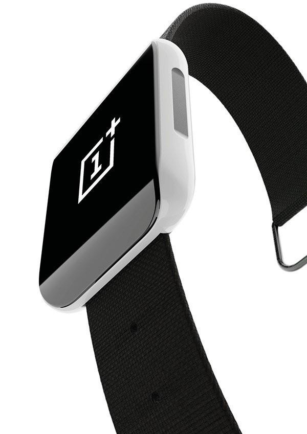 一加智能手表曝光,或有指纹识别?
