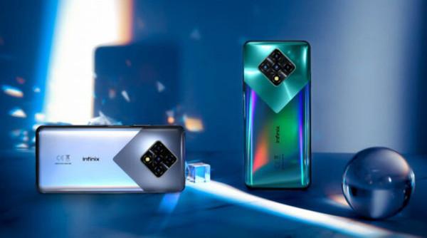 传音Infinix Zero 8在印度发首上市,采用撞色设计