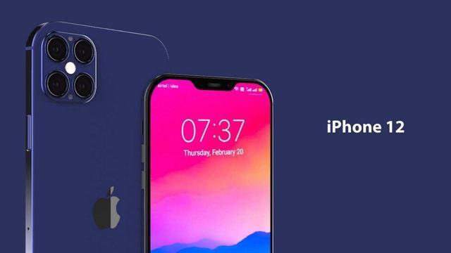 5.4英寸新iPhone12曝光,将命名为iPhone12 mini