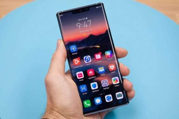华为Mate40Pro外观公布,今年最好看的安卓手机