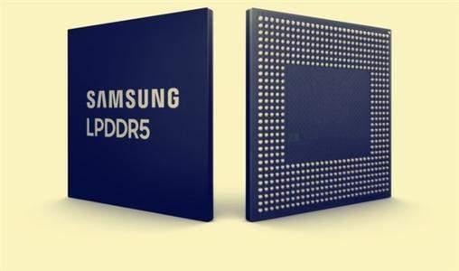三星量产16GB LPDDR5,采用EUV技术和1z工艺
