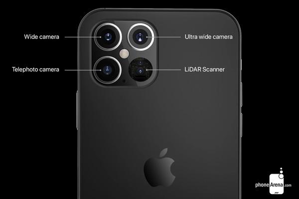 iPhone12系列相机参数介绍,1200万像素+DeepFusion