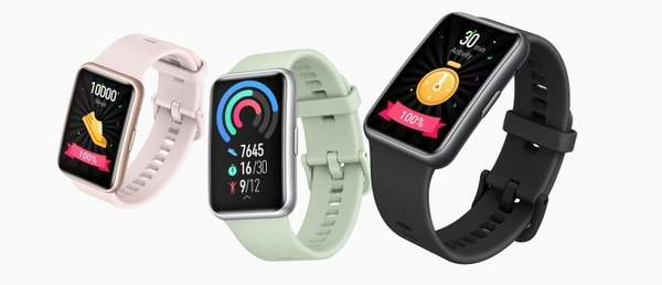 华为Watch Fit外网已上线,售价将在9月3日公布
