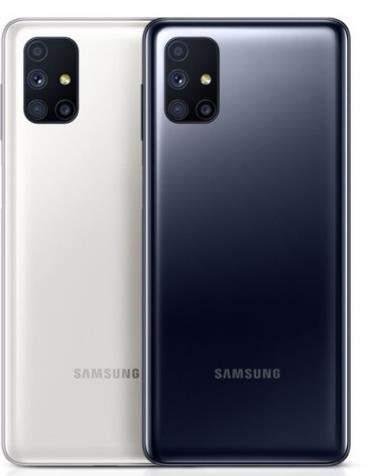 三星GalaxyM51德国上市:6.7英寸+7000mAh约2467元