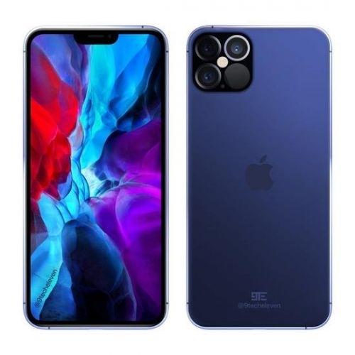 iPhone12 Pro新配色曝光,新增暗夜蓝