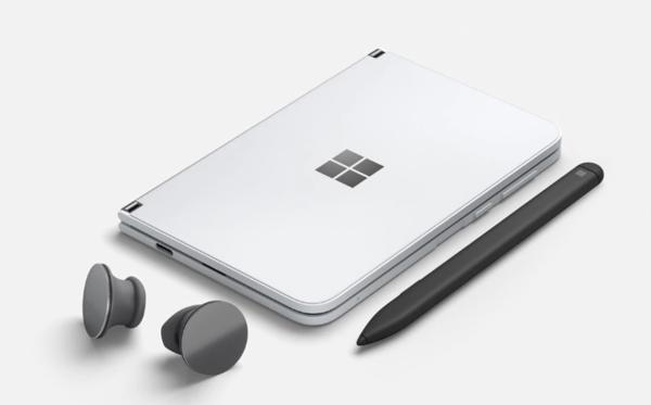 Surface Duo配置最新曝光:搭载1100万像素摄像头