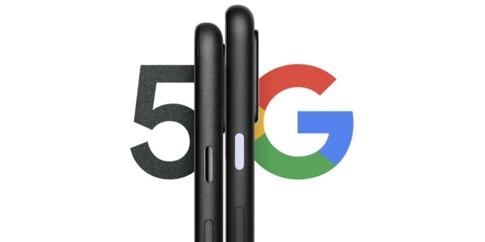 谷歌Pixel4a(5G)/Pixel5價格:官方宣布3484元起