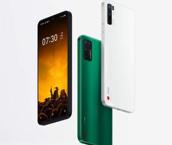 锤子5g手机什么时候上市?坚果5G新机来了!