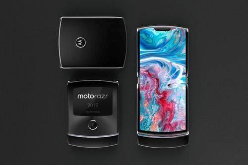 摩托罗拉Razr2折叠手机,第二版智能机即将上市!