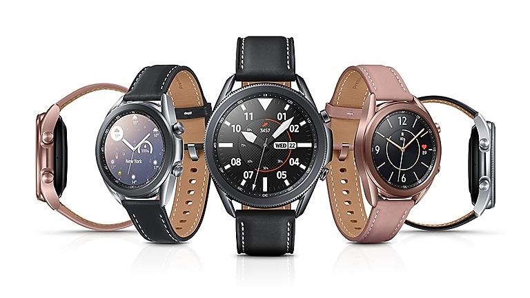 三星Galaxy Watch3正式发布:售价399.99美元起
