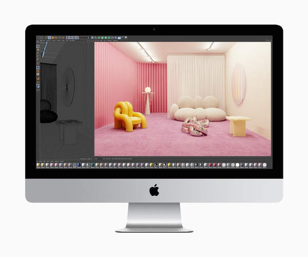 一文带你了解苹果2020款27英寸iMac,更绚丽5k视网膜显示屏