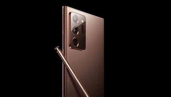三星Note20 Ultra LTE版今晚亮相,跑分曝光!