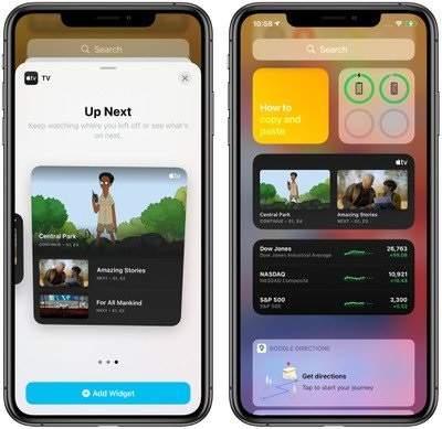 苹果iOS14/iPadOS14内容更新:新增AppleTV