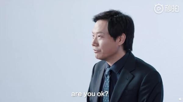 """小米十周年演講,雷軍首次回應""""Are you ok"""""""
