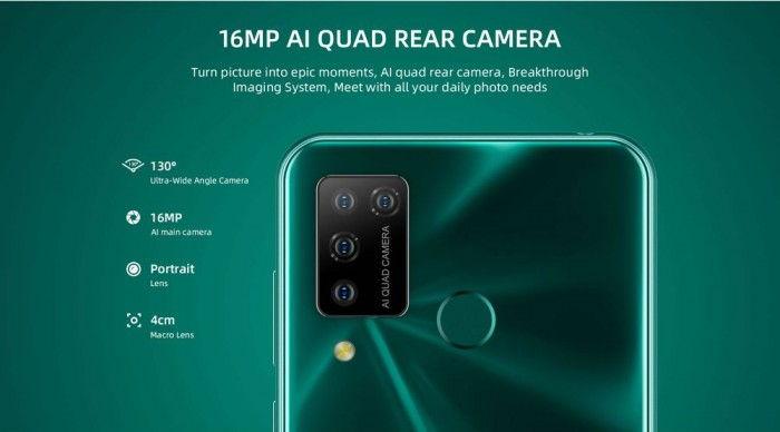 道格手機doogeeN20 Pro發布,促銷價僅760元!