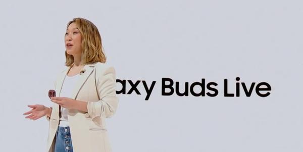 三星发布Buds Live真无线耳机:颜值超高,支持降噪