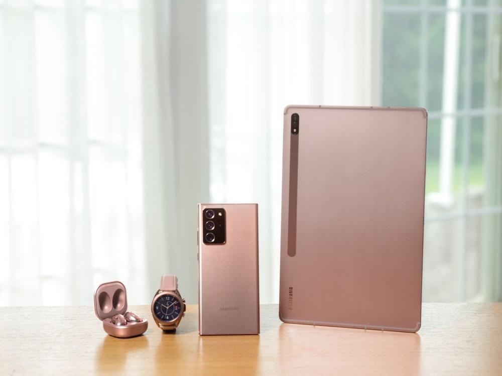 三星发布Tab S7/Plus平板:售价649.99和849.99美元