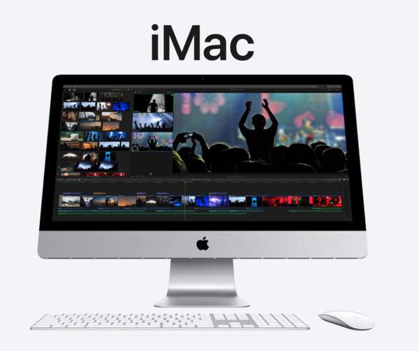 苹果2020款27寸iMac:配置全面升级